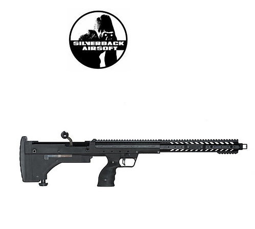 SILVERBACK SRS A1 (22 INCHES) PULL BOLT STANDARD VER. LICENSED BY DESERT TECH-BK