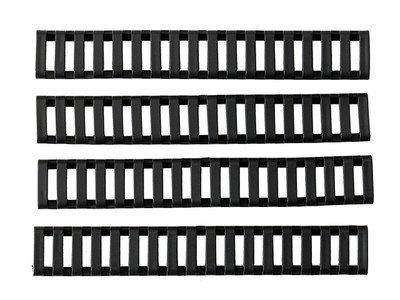 Couvre Rail Noir
