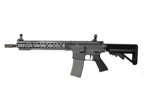 Classic Army ARS3-12 Titanium Grey Full Métal AEG 1.1J