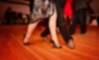 elegance in tango