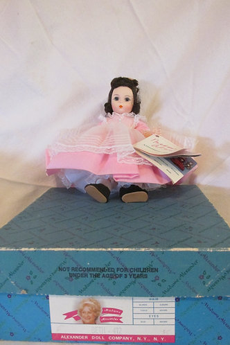 "Vintage Madame Alexander ""Beth"" little women series"
