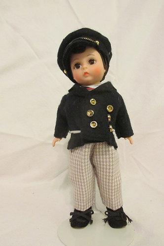 "Vintage Madame Alexander ""Laurie"" little women series"