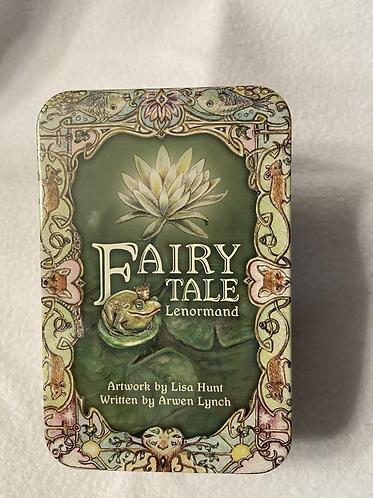 Fairytale Lenormand in a Tin