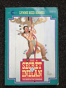The Secret of the Indian (The Indian in the Cupboard Book 3) by: Lynne Reid Bank