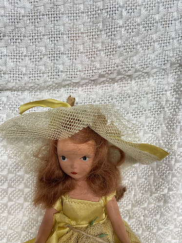 "Late 1920's Storybook doll ""Spring"""
