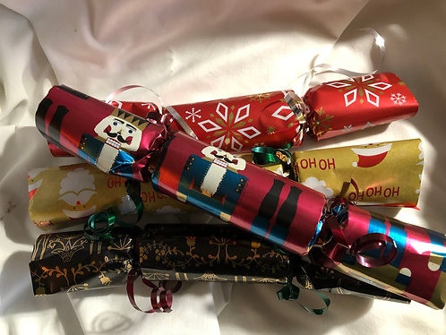 Adult English Christmas Crackers (Our choice of spirits) 5
