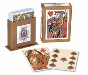 Illuminated Poker Deck (Civil War)
