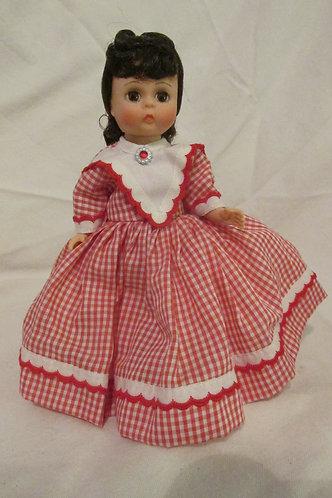 Vintage Madame Alexander 'Jo' Little Women series