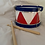 Thumbnail: Wooden Marching Drum