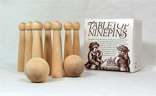Tabletop 9-pins