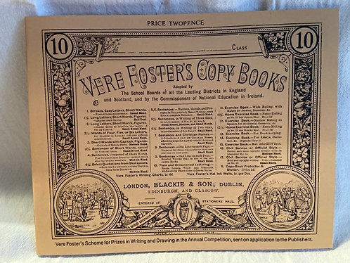 Vere Foster's Copy Book #10