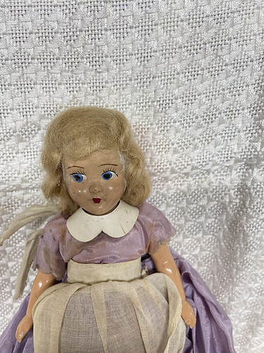 Late 1920's composite doll