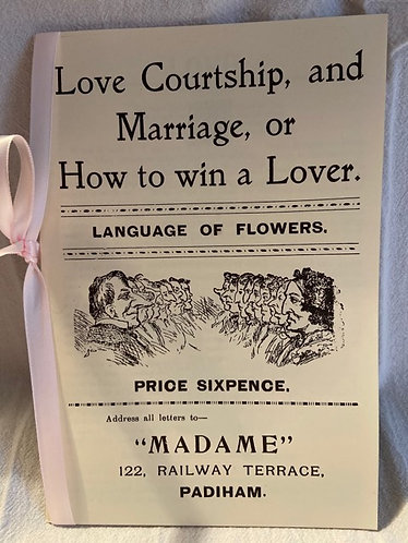 Love Courtship, and Marriage, or How to Win a Lover