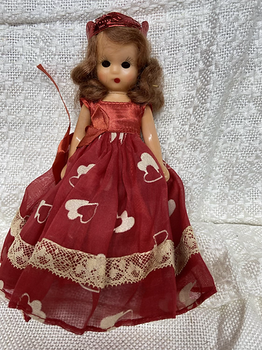 "Late 1920's composite Storybook doll ""Valentine"""