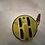 Thumbnail: Tin wind up whirling Bumble Bee
