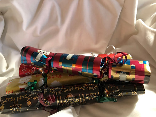English Christmas Crackers 6 pack