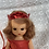 "Thumbnail: Late 1920's composite Storybook doll ""Valentine"""
