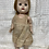 Thumbnail: 1930's composite walking doll 15""