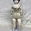 "Thumbnail: Reproduction mid 19th century 15"" China doll"