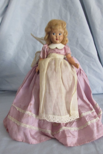 Antique 1930's Composition walking doll
