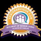 Senior Advisor Award Best-Assisted-Living