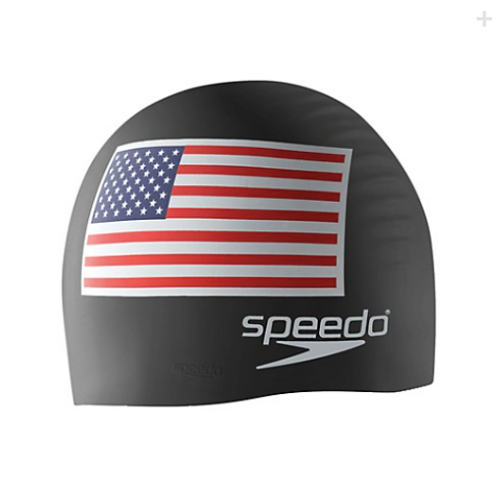 USA Flag Silicone Cap