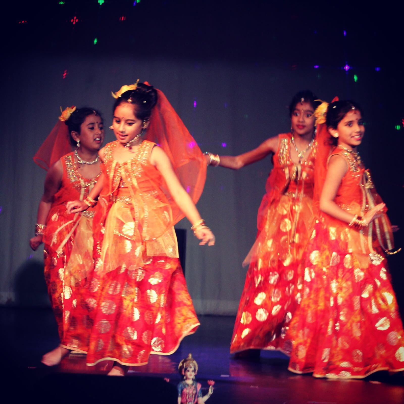 Online - Kids Bollywood Dance
