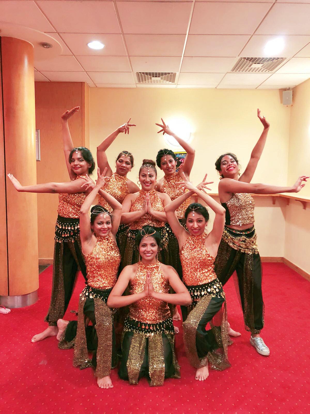 Online - Adult Bollywood Dance