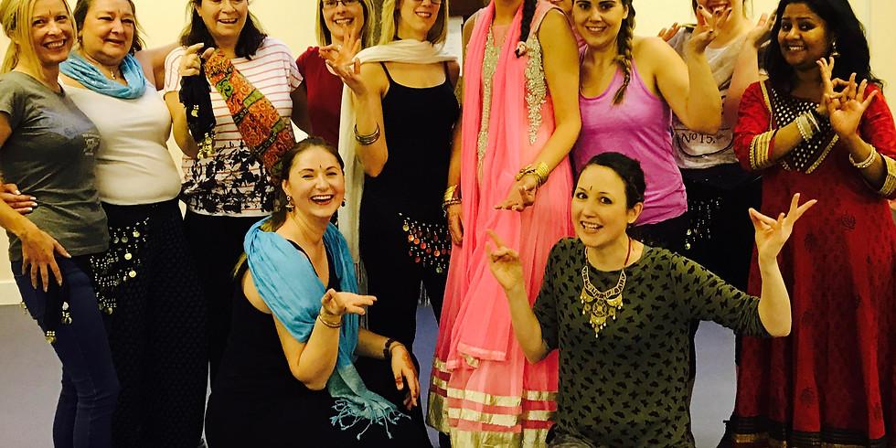 Adult Bollyrobics now at Club Kingwood 6pm to 7pm - Free Taster