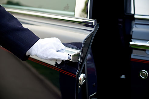 Luxury Chauffeur service