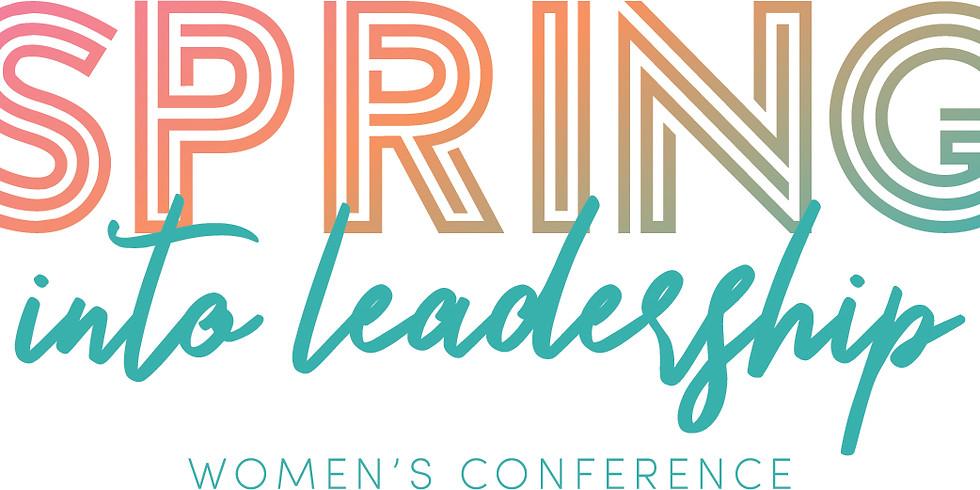 Spring Into Leadership Virtual Brunch