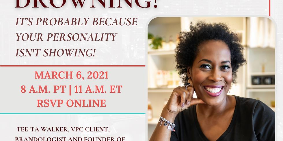 Vantage Point Coaching Virtual Brunch Series - Business Branding
