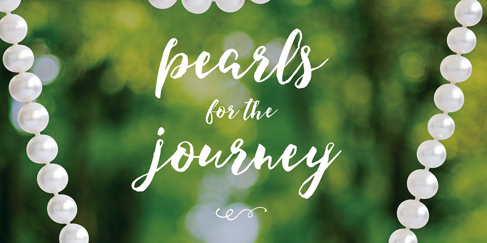 Pearls for the Journey Book Launch and Signing Event