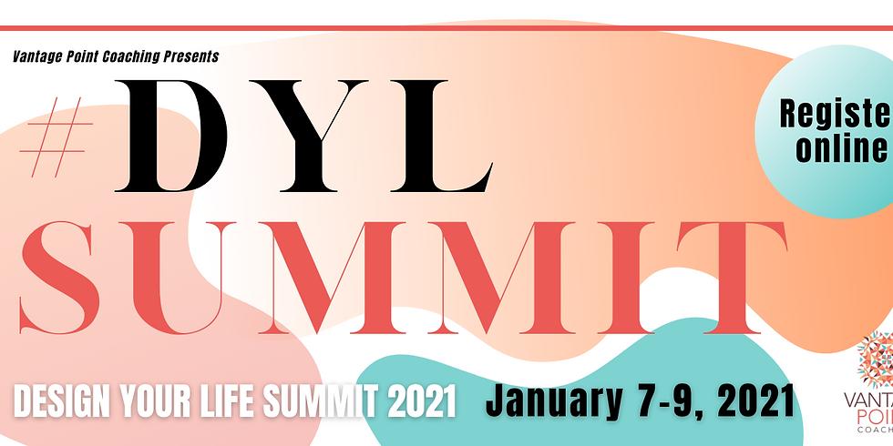 Design Your Life Summit 2021
