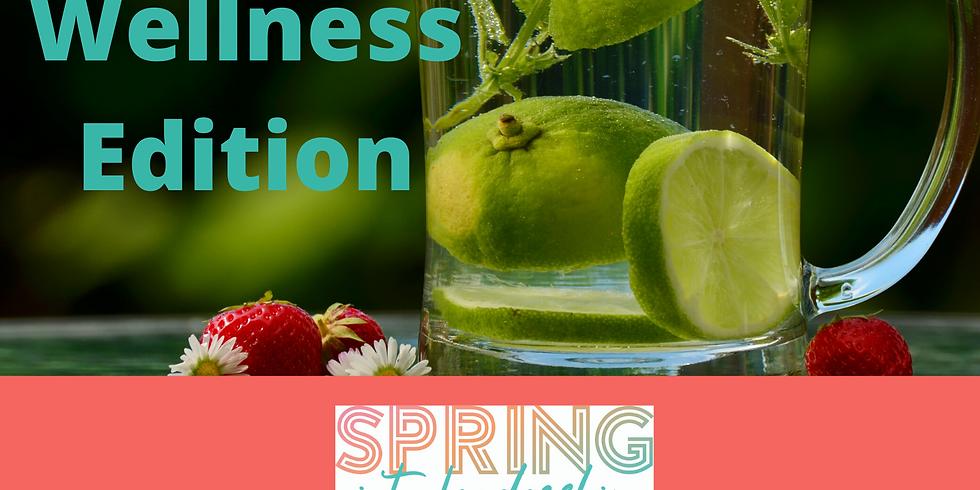 Spring Into Leadership Virtual Brunch: Wellness Edition