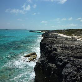 Côte dramatique Bahamas