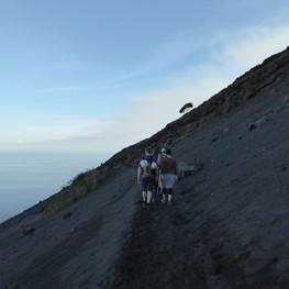 Randonnée Stromboli