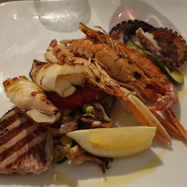 Restaurant Follonica