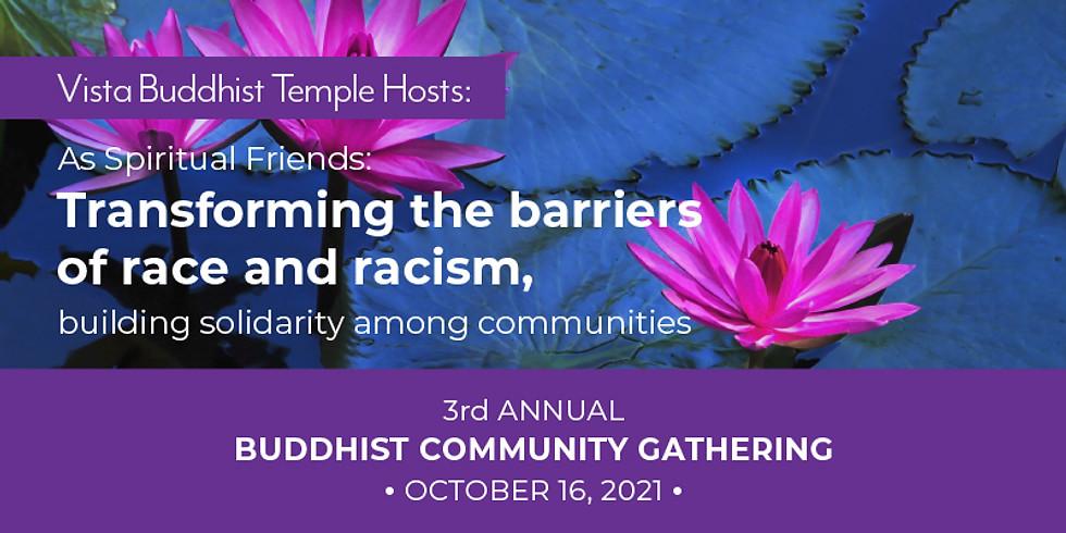 Buddhist Community Gathering