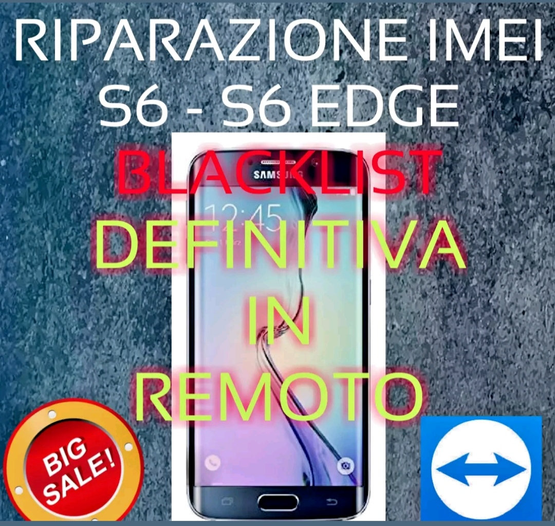 Repair Imei Samsung S6 Edge - ▷ ▷ PowerMall