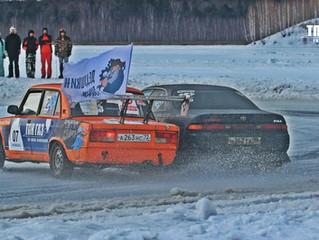 Поздравляем победителя III этапа ICE DRIFT 2017 - Павла Дубровина