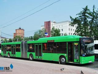 В Тюмени появятся «газовые» автобусы