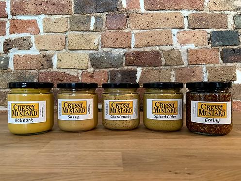 Cressy Mustards