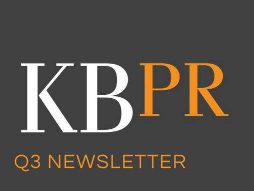 KBPR Q3 Newsletter