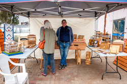 Creations stall