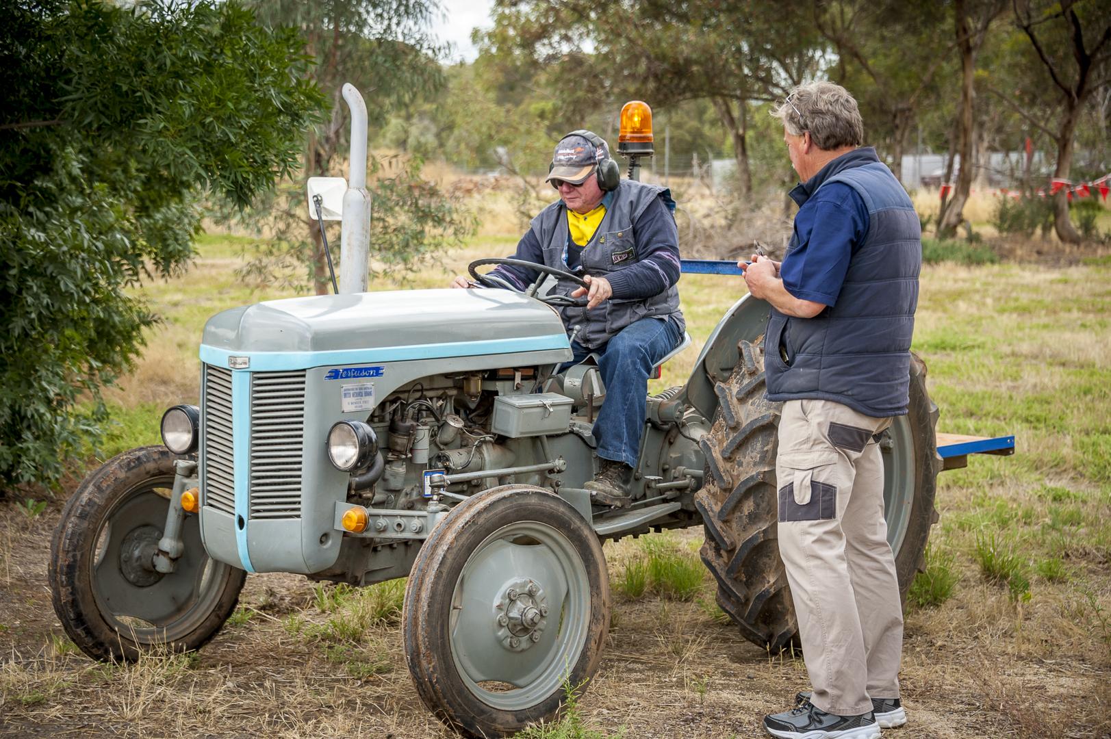 Vintage Tractor 2
