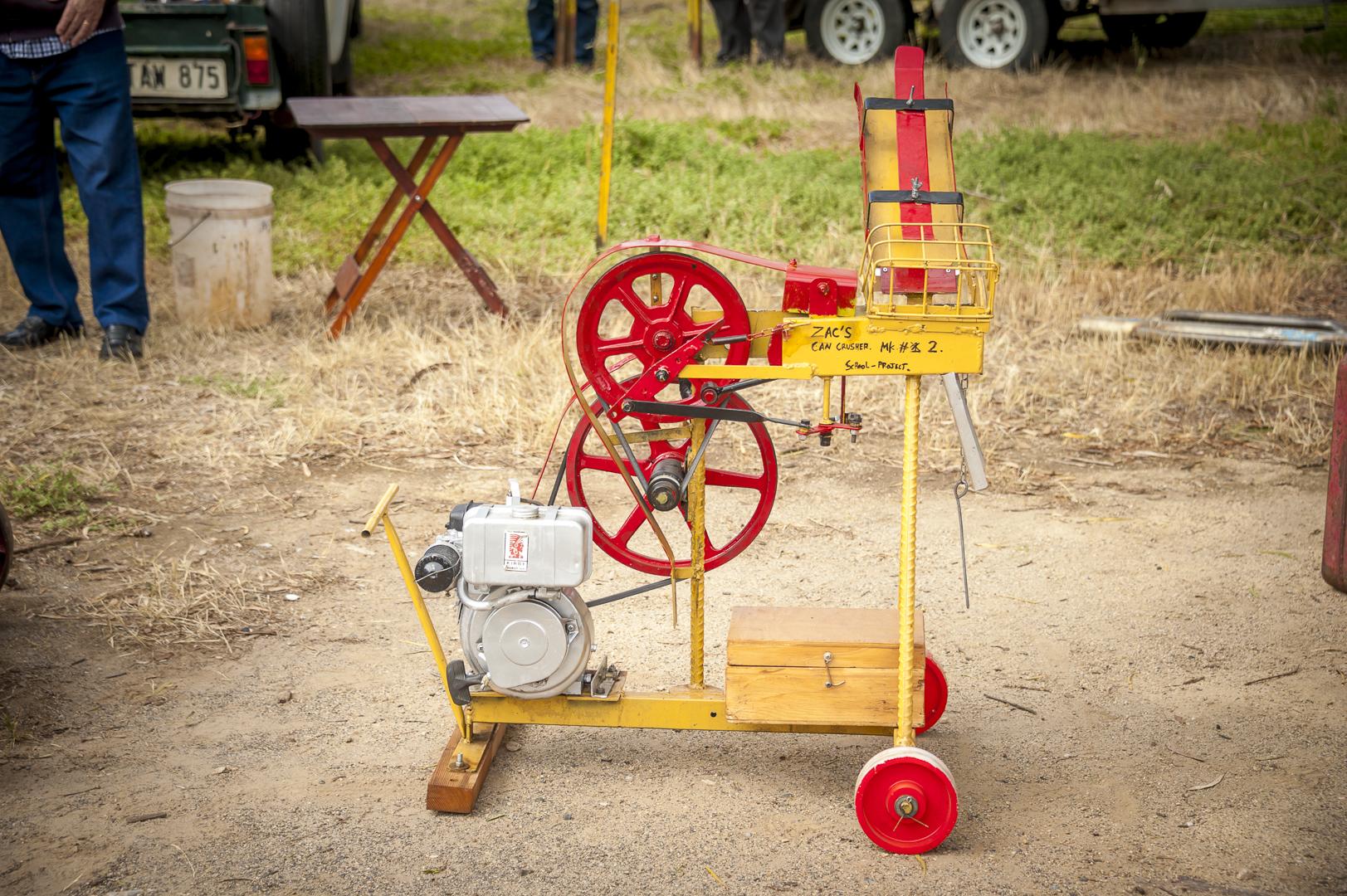 Vintage Machine 3