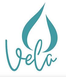 Vela Candle Logo