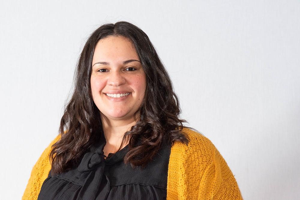 Amanda Hines, Events Chair 2020