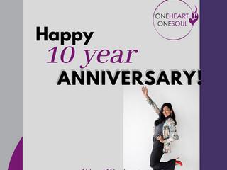 Celebrating 10 years of Impact